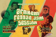 cancelled:  Arnhem Reggae Jamsession