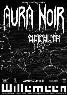 Aura Noir (NO) + Occvlta (DE)