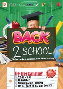 Back 2 School, de herkansing