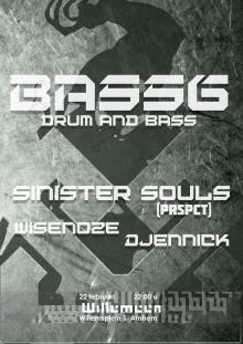 Bass6: Sinister Souls
