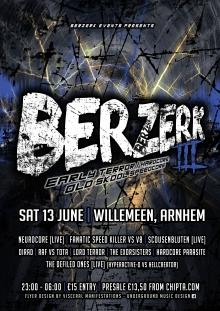 wordt verplaatst: Berzerk III