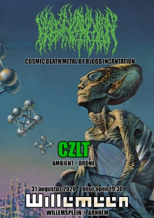Cancelled: Blood Incantation (USA) + CZLT (BE)
