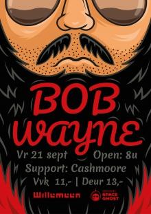 Bob Wayne (US) + Cashmoore