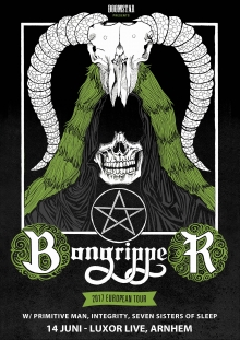 Bongripper (USA) + Integrity (USA/BE) + Primitive Man (USA) + Seven Sisters Of Sleep  (USA)  @Luxorlive