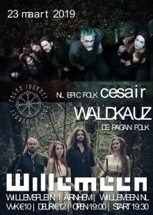 Cesair (NL) + Waldkauz