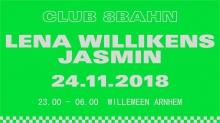 Club 8Bahn w/ Lena Willikens + Jasmin