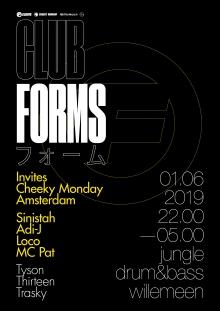 Club Forms