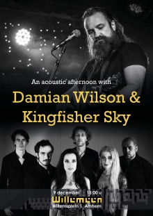 Damian Wilson (UK) + Kingfisher Sky