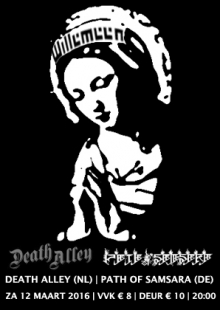Death Alley + Path Of Samsara (DE)
