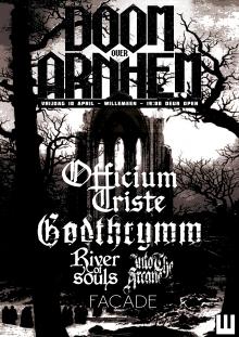 Doom Over Arnhem w/ Officium Triste + Godthrymm (UK) + Into The Arcane + Façade + River Of Souls