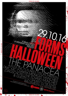 Forms & Midnight Munchies Present: Halloween 2016