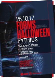 FORMS & {TUSSEN HAAKJES} PRESENT: HALLOWEEN 2017