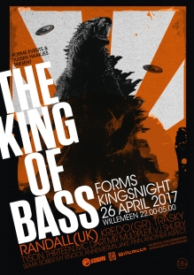 FORMS & Tussen Haakjes present Kingsnight 2017