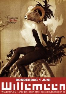 Georgio 'the Dove' Valentino + Jellephant