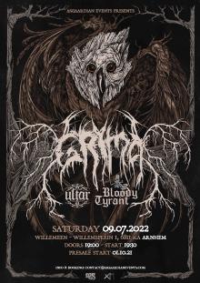 Grima (Siberia)  + Ultar (Siberia)  + Bloody Tyrant (Taiwan)