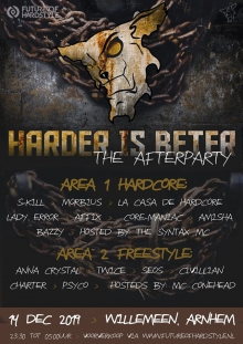 Harder is Beter - The Afterparty!