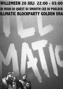 Illmatic Blockparty :: Golden Era Hip Hop