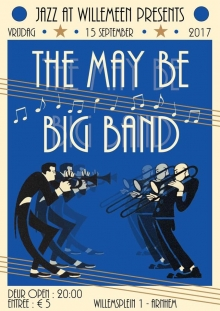 Jazz at Willemeen presents Big Band Swing!