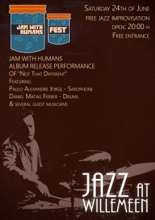 Jazz at Willemeen presents Jam With Humans