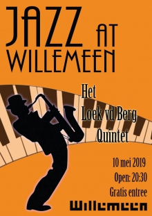 Jazz At Willemeen presents: Loek van den Berg Kwintet