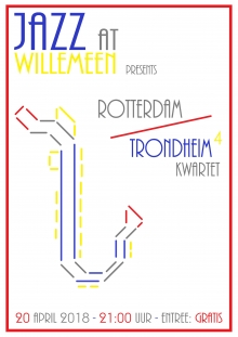 Jazz At Willemeen presents Rotterdam/Trondheim 4