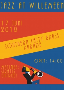 Jazz in Willemeen matinee: Southern Fatty Brass Parade