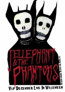 cancelled: Jellephant & The Phantoms