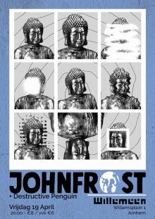 John Frost + Destructive Penguins
