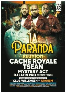 La Paranda Reunion w/ Cache Royale