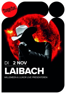 Laibach (SI) -The Coming Race Tour- @Luxorlive