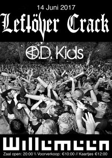 leftover crack (USA) + O.D. Kids