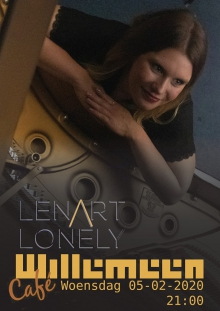 Willemeen Café presenteert LenArt Lonely