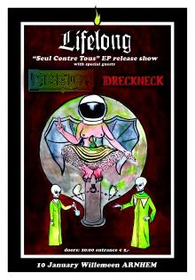 Lifelong (EP Release show) + Bismut + Dreckneck