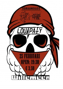Lou Patty + Of Stone and Fire + Relffoxes + Graansilo