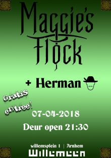 Maggie's Flock + Herman