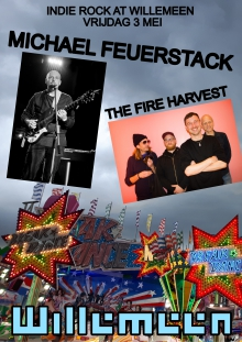Michael Feuerstack (CAN) + The Fire Harvest