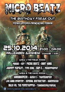 Micro Beatz: The birthday freak out