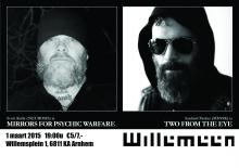 Mirrors For Psychic Warfare (US Scott kelly of Neurosis) + Two From The Eye (US) + DJ Of The Second Moon