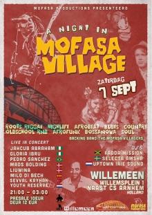 Mofasa Village festival