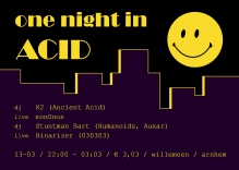 One Night In Acid