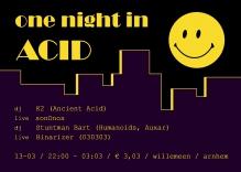 One Night In Acid