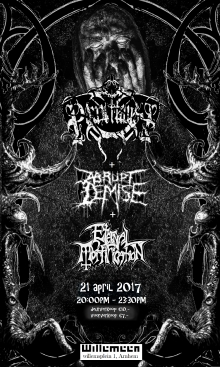 Panzerfaust(CAN) + Abrupt Demise + Eternal Mortification