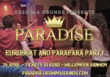 Deshima sounds presents: Paradise