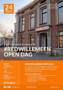 RedWillemeen Open Dag