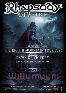 Rhapsody Of Fire + Special Guests