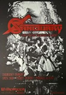 Sanctuary (USA) + Lord Volture  EXCLUSIVE NL SHOW!!