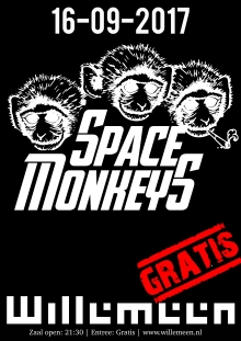 SpaceMonkeys + 1