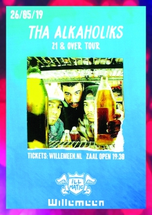 CANCELLED!  Tha Alkaholiks (USA) '21 & Over' 25th Anniversary Tour