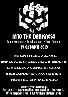 THE BOX: Into The Darkness
