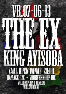 The Ex + King Ayisoba (GH)